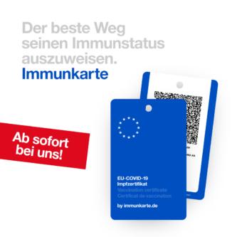 Immunkarte